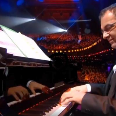 Artiste piano