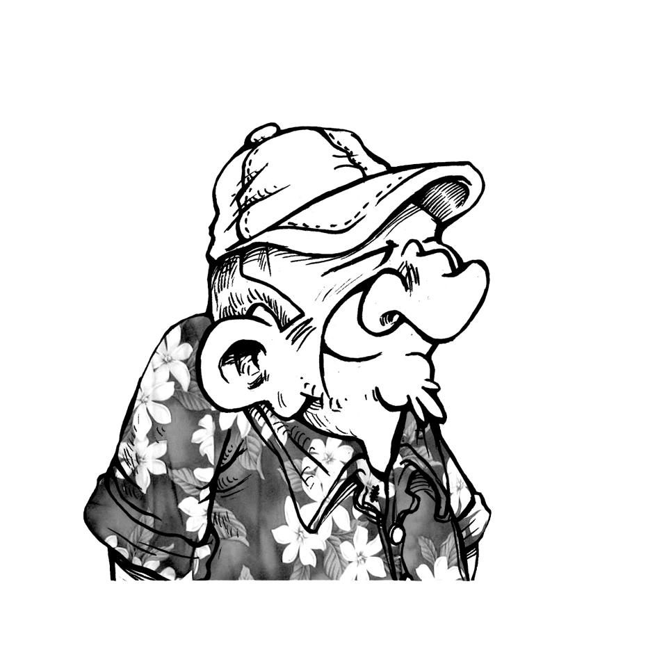 """Diway - Illustrateur """"Mes pensées du souaaarrre"""""""