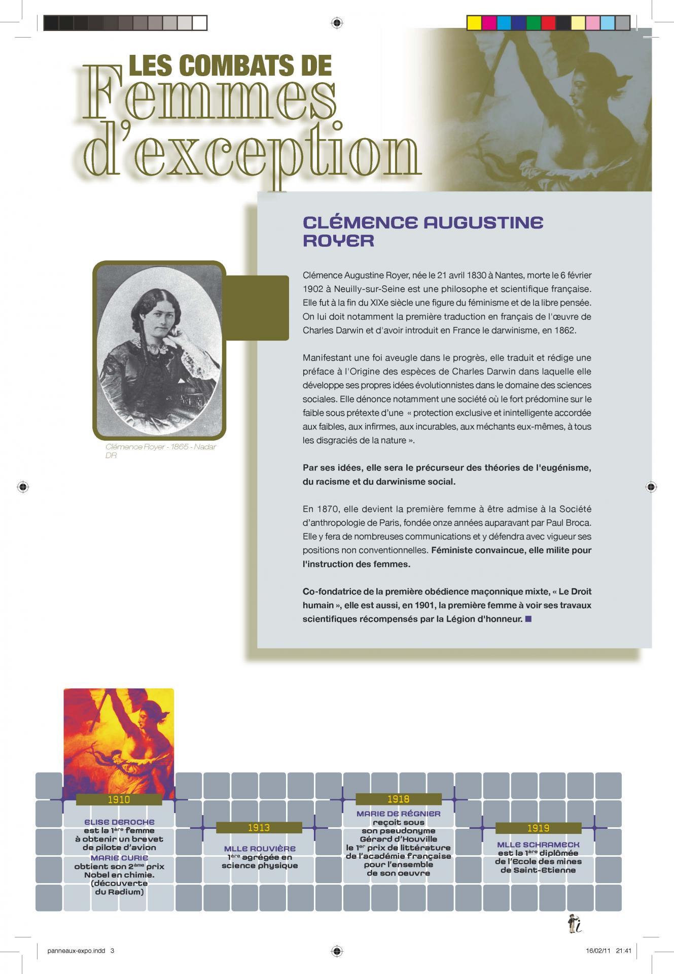 Expo combat de femme 80x120 page 03